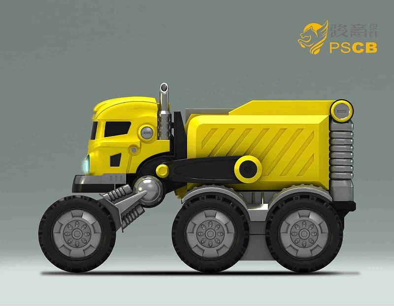 电动玩具设计案例