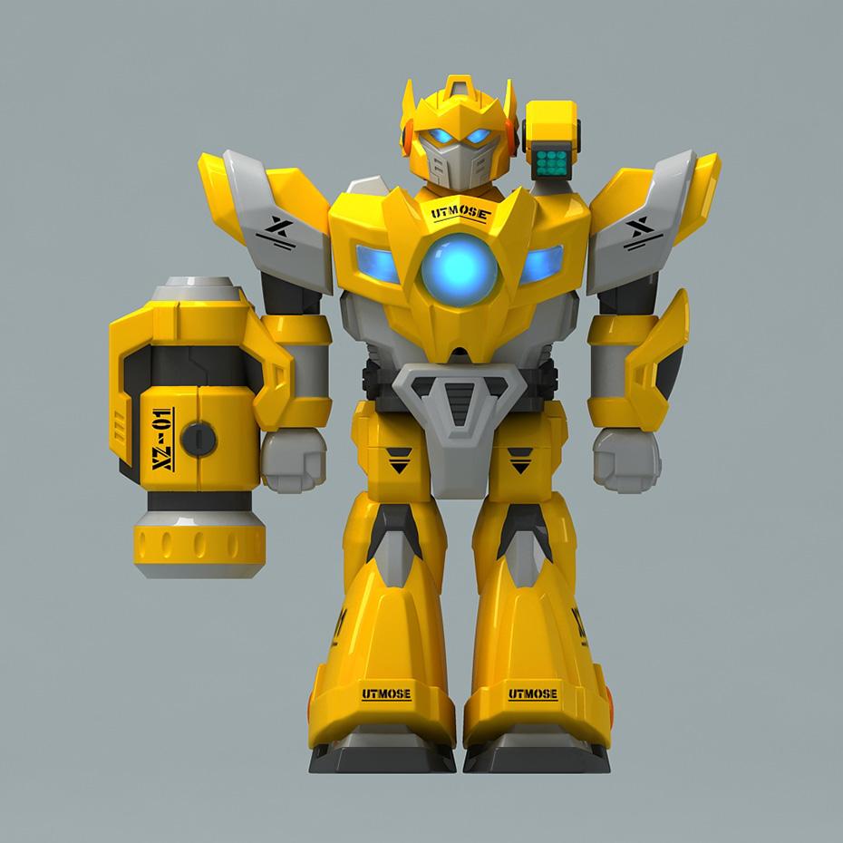 儿童机器人设计