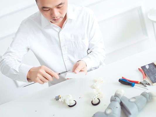 5项服务,解决传统玩具设计开发公司满足不了的设计需求