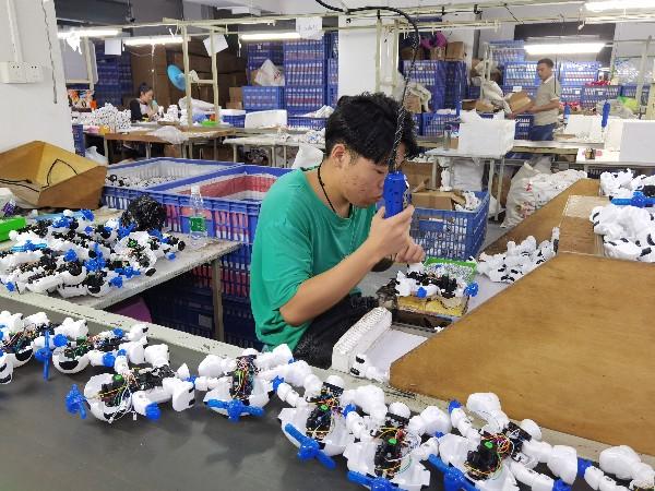 玩具设计生产