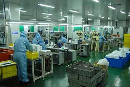 玩具机械化生产