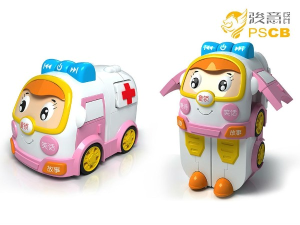 儿童智能玩具设计