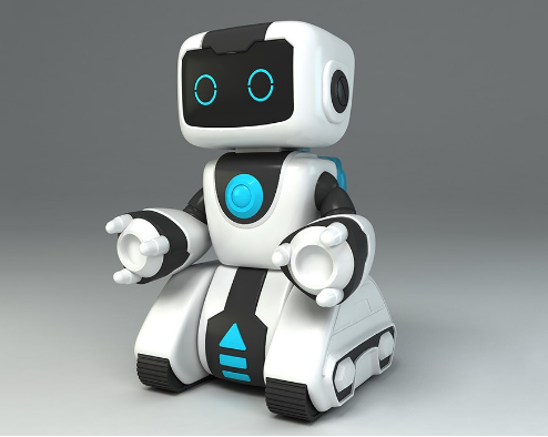 骏意设计儿童智能机器人案例
