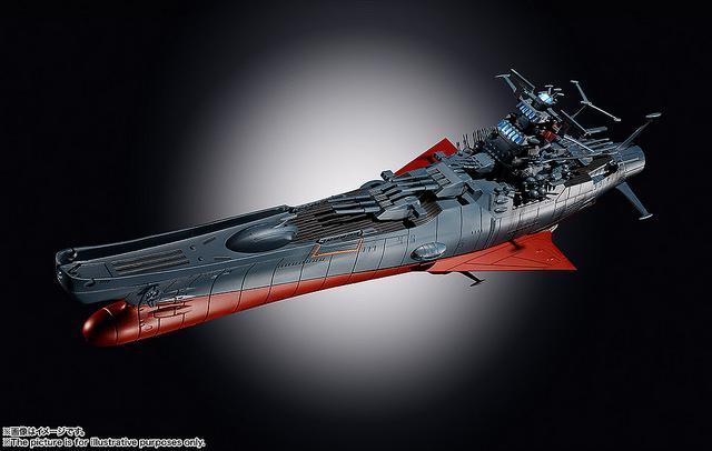"""""""宇宙战舰大和号2202""""模型4"""
