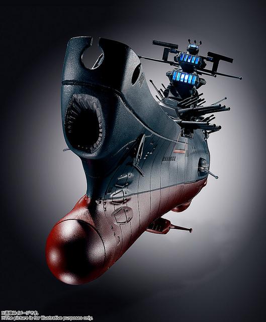 """""""宇宙战舰大和号2202""""模型1"""