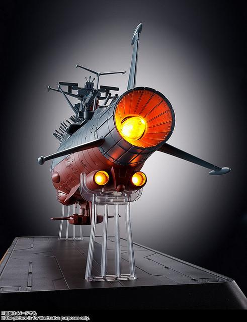 """""""宇宙战舰大和号2202""""模型5"""