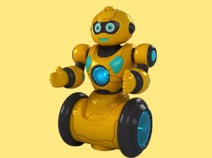 骏意设计智能机器人玩具案例