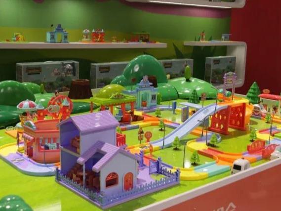 骏意设计丨直击广州玩具展盛况,把握最新玩具潮流