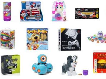 50款产品有望成为爆款  eBay发布假日季最畅销玩具预测清单