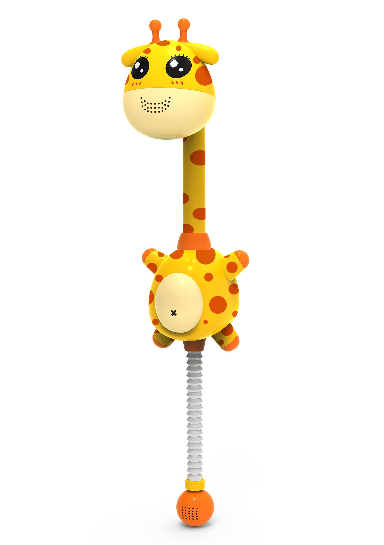 洗澡工具(长颈鹿)1