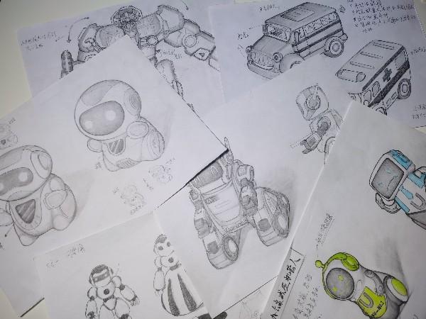 骏意玩具设计