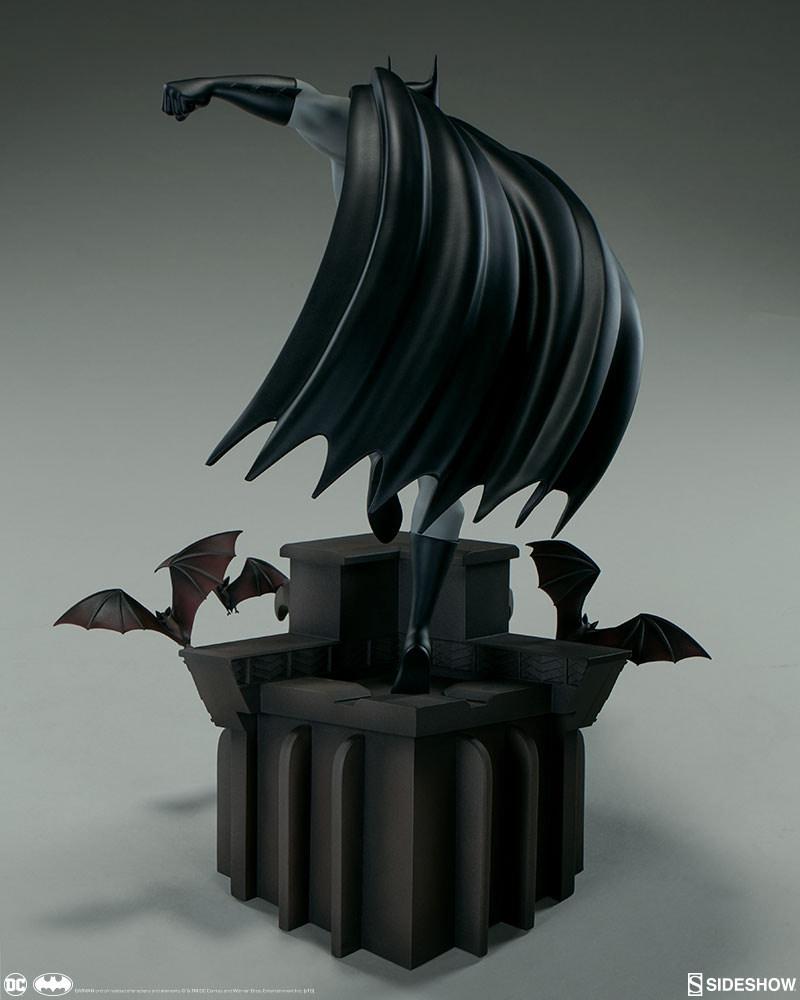 "Sideshow公司""蝙蝠侠""模型作品4"