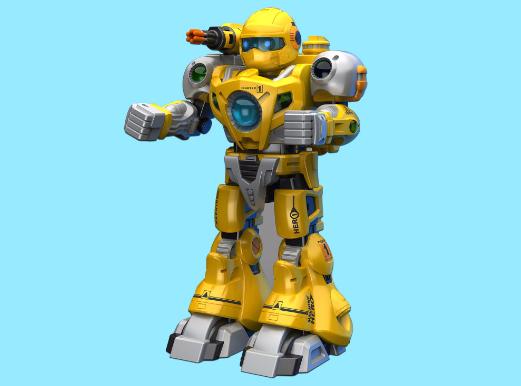 骏意设计智能机器人案例
