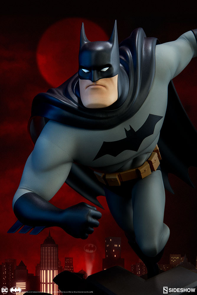"Sideshow公司""蝙蝠侠""模型作品1"
