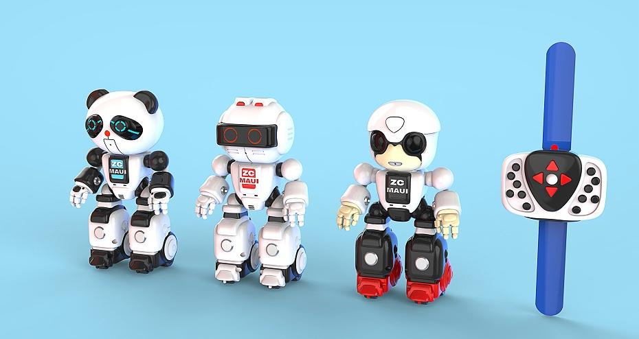 智能养成机器人设计