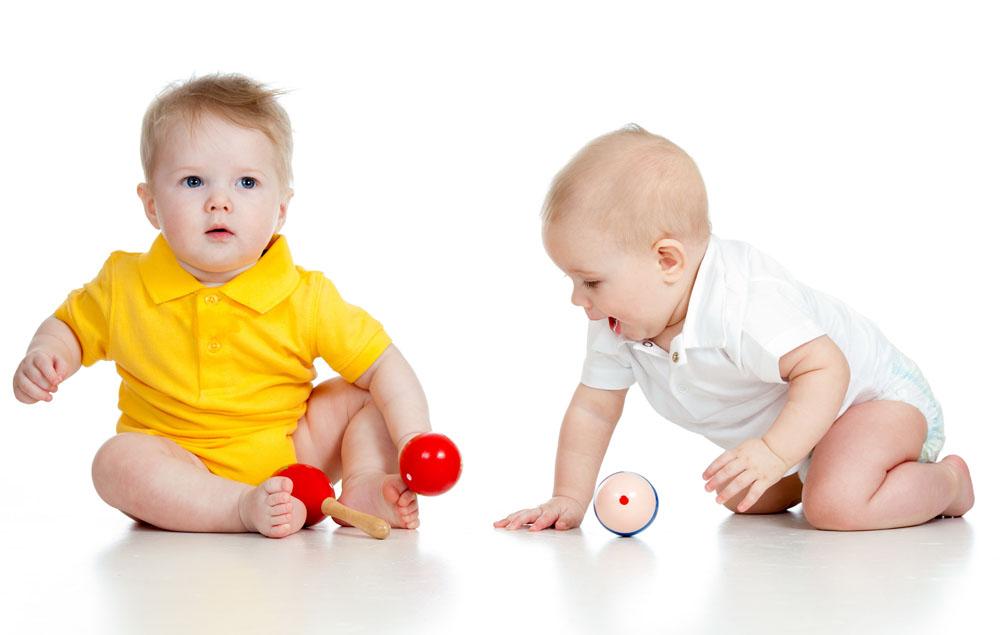 婴幼儿玩具开发