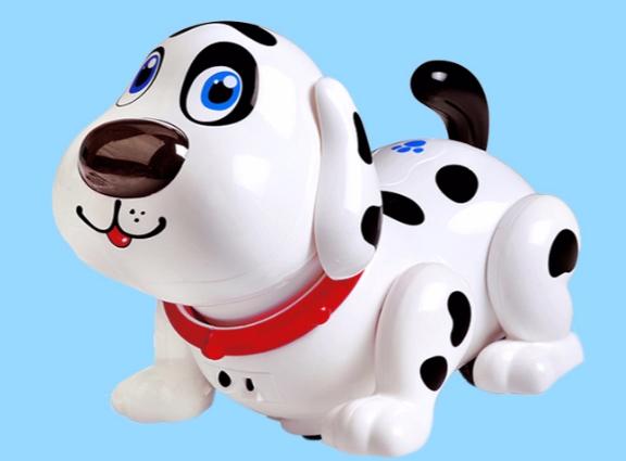 骏意设计·智能互动宠物狗玩具案例