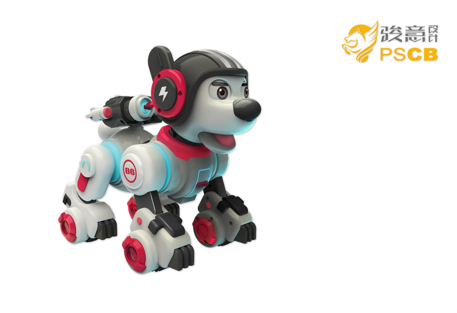 智能宠物狗设计
