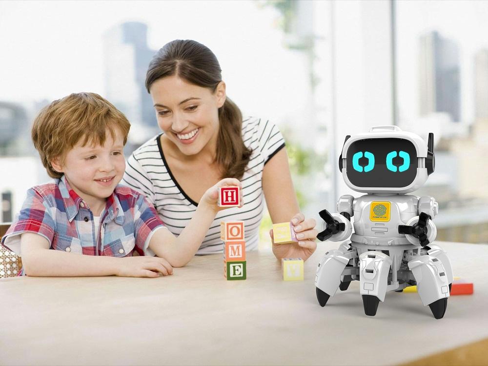 智能编程机器人设计