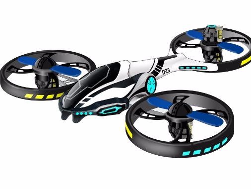 无人机开发,专业和非专业的设计公司各有不同!