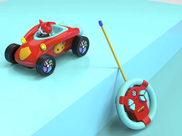电动遥控玩具如何突破设计?