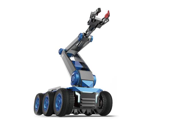 智能机器人助手设计开发
