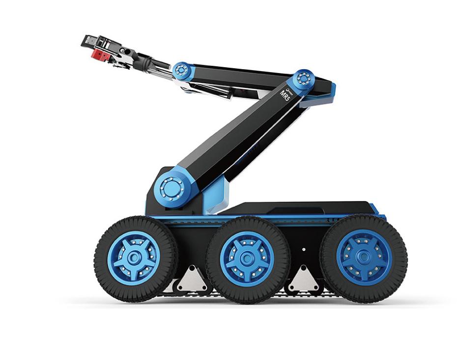 便捷物流机器人助手产品设计