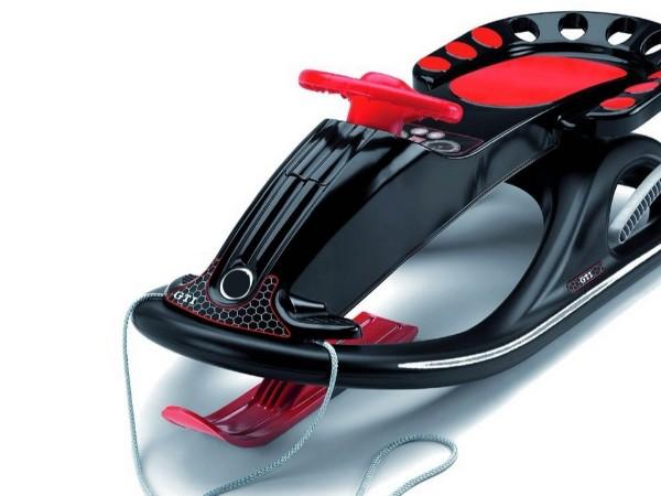 体育竞技滑雪车产品设计