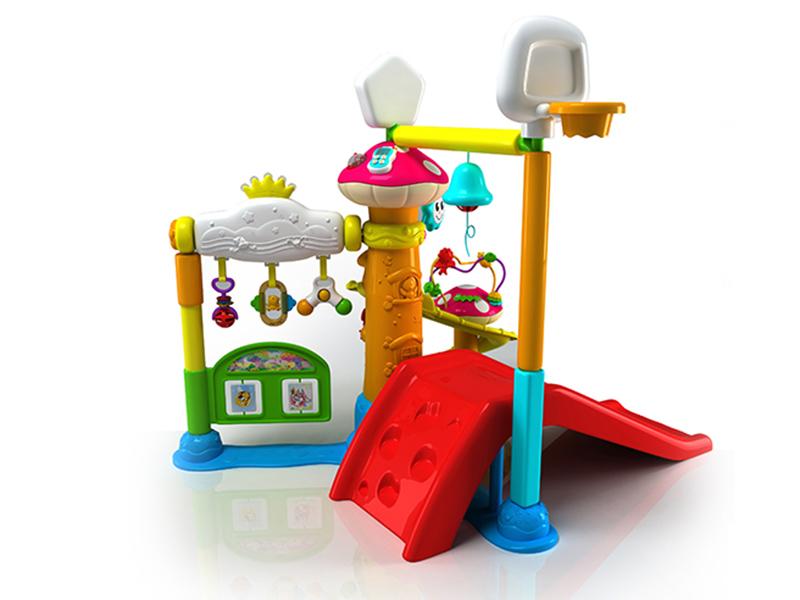 儿童游乐健身架设计开发