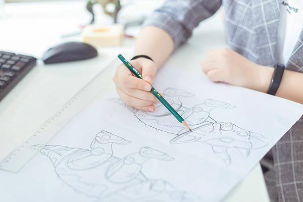 骏意设计·外观设计环节