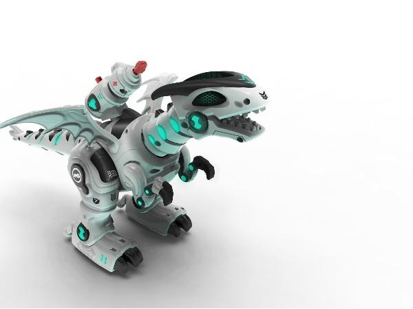 """恐龙玩具设计热潮来临,美泰将推""""侏罗纪世界""""系列授权玩具"""