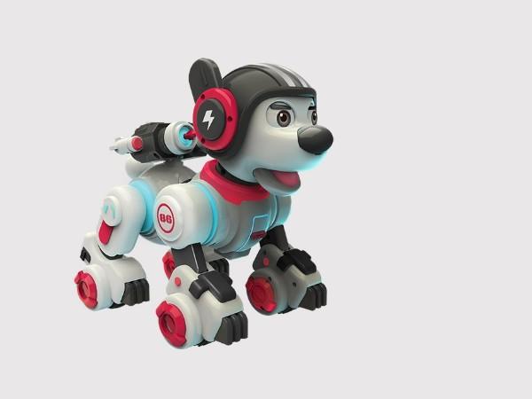智能机器狗设计