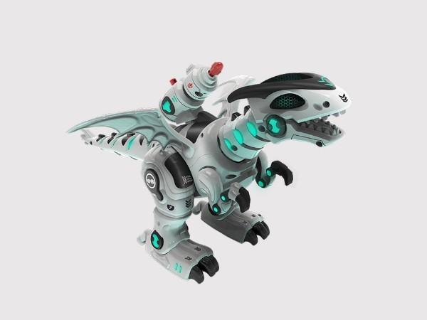 智能机械恐龙玩具产品设计