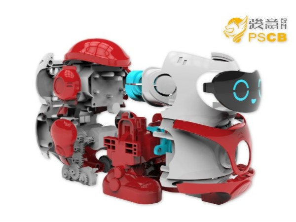 智能玩具机器人外观设计