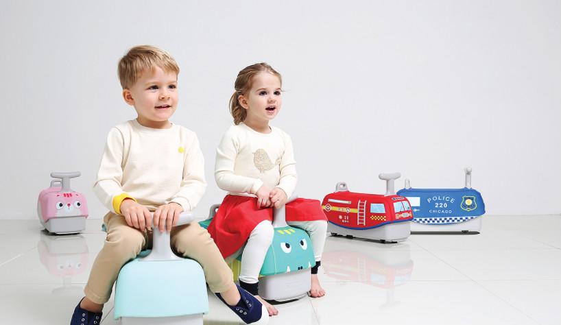 儿童玩具车设计