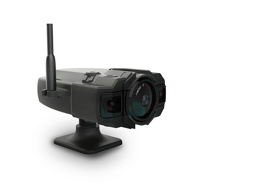 智能监控摄像头