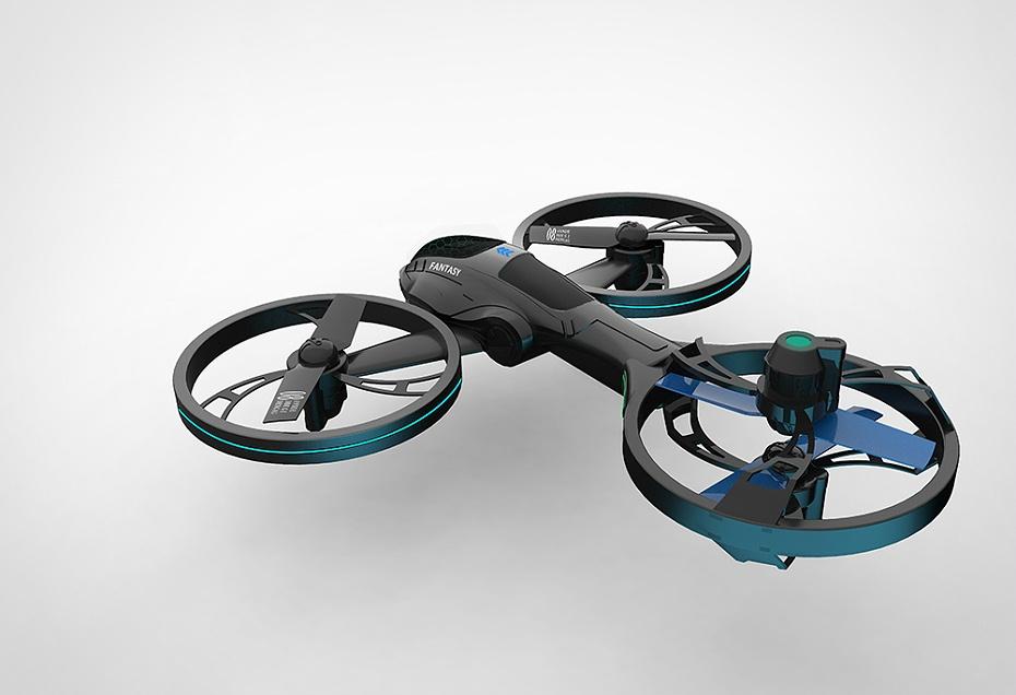 智能飞行器