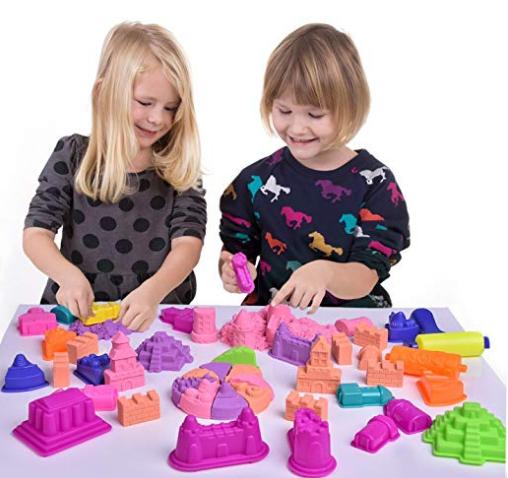 玩具太空沙