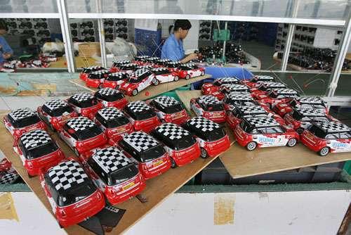 中国玩具代工