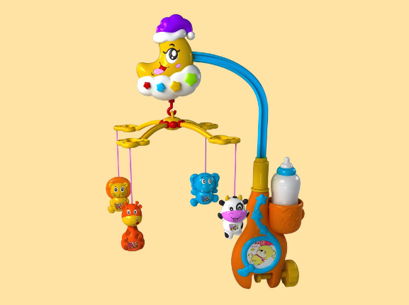 骏意设计床铃玩具案例