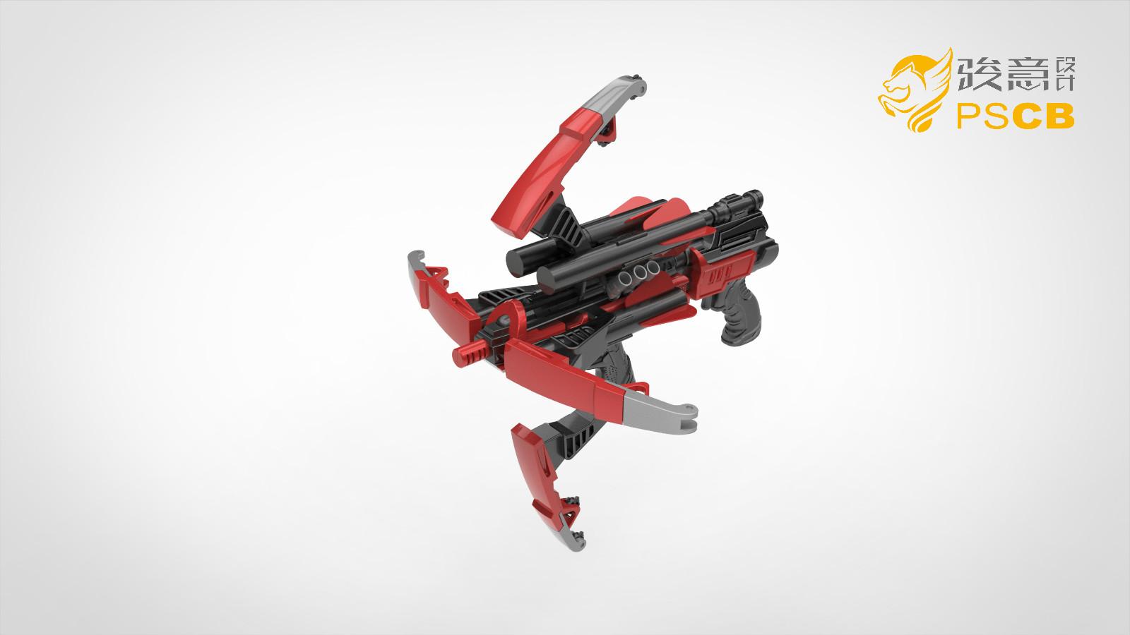 软弹枪设计
