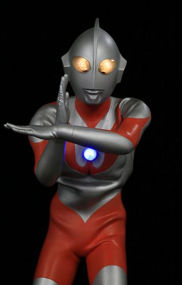 奥特曼模型2