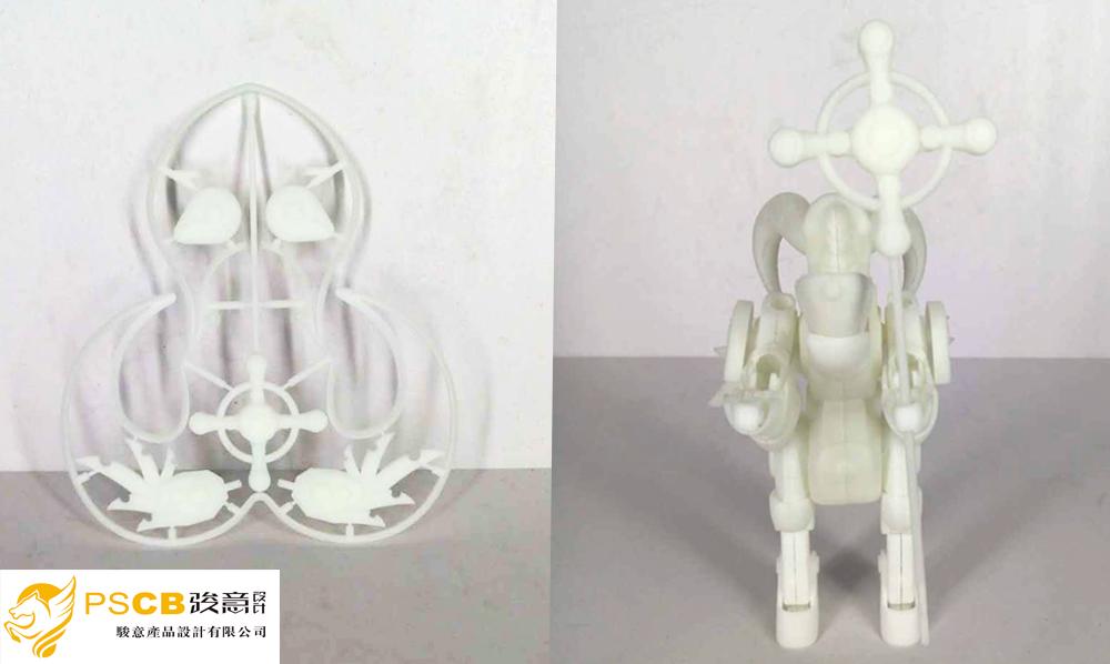 变形玩具机器人设计
