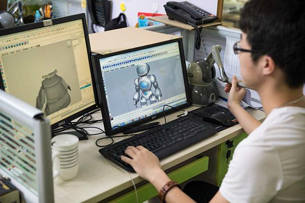 骏意设计玩具开发