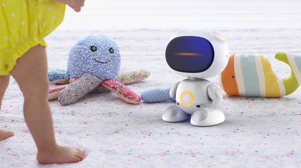 智能玩具设计