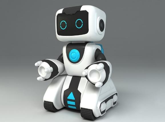 骏意设计·儿童智能机器人案例