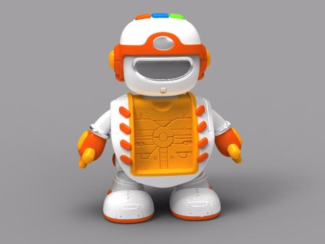 儿童益智故事机机器人