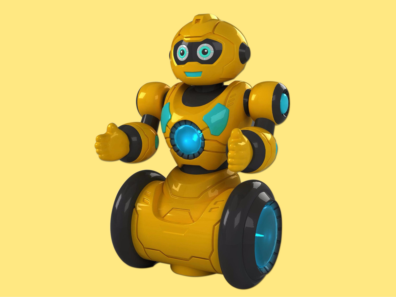 平衡机器人