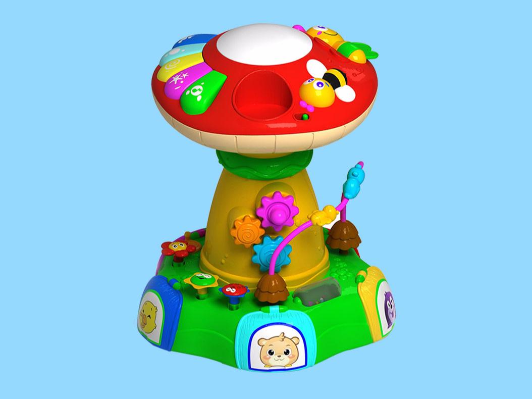 音乐蘑菇琴