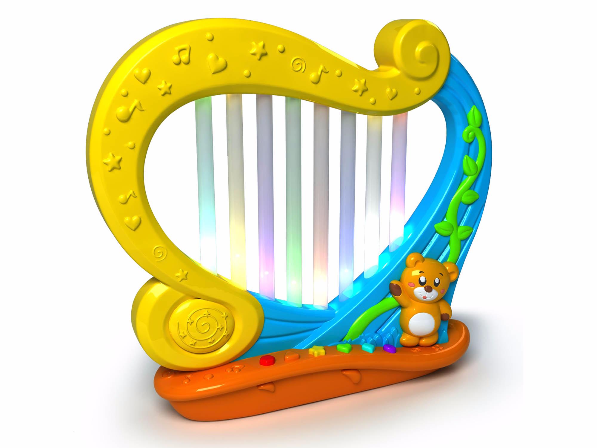 魔法电子音乐竖琴